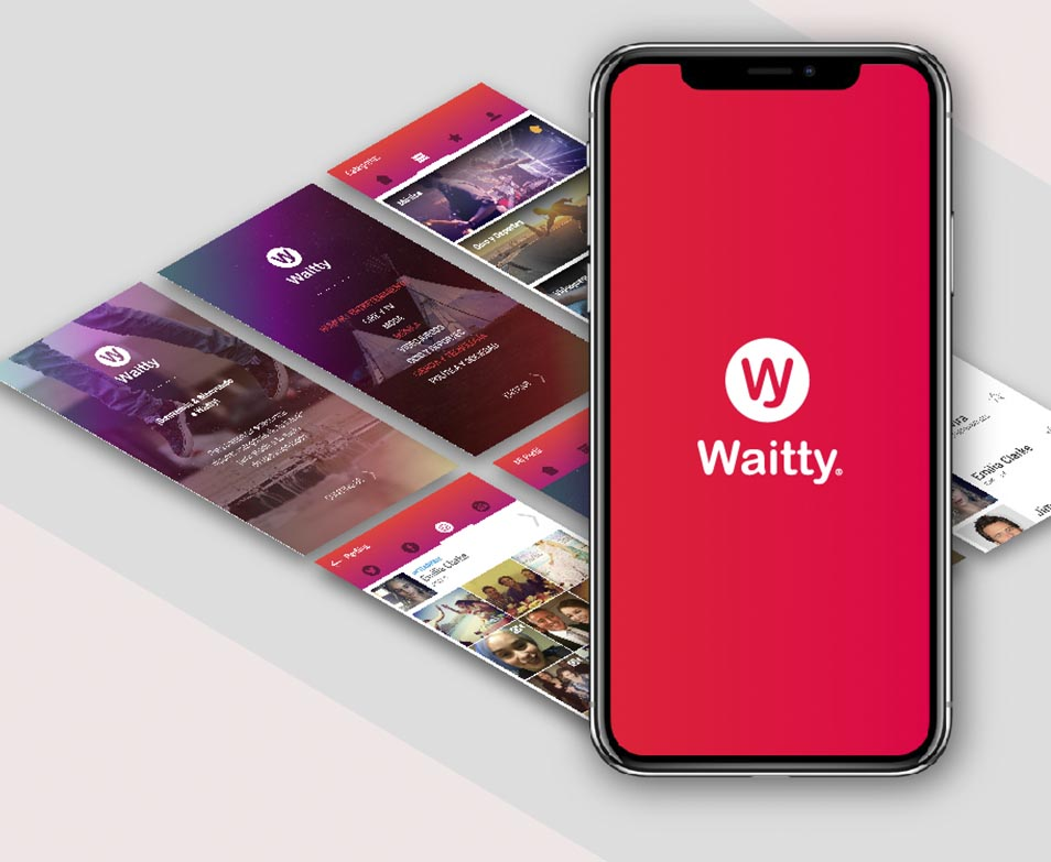 Branding · Waitty